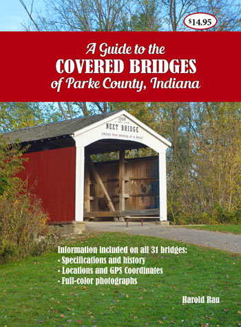 Front cover of guidebook